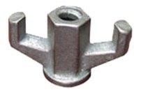 مهره خروسکی قالب فلزی